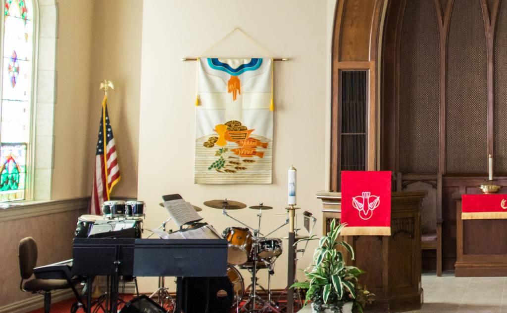 Contemporary Worship at St. John's