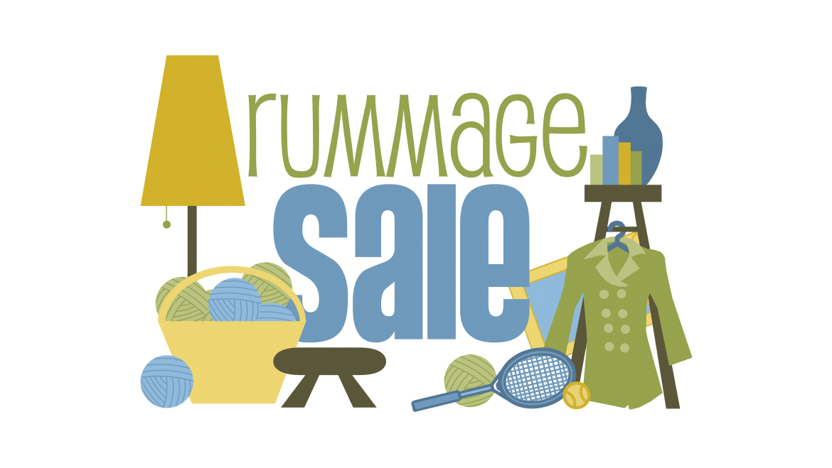 All Town Yard Sale May 12