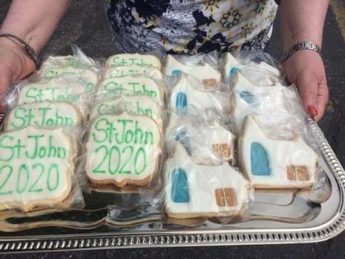 Capital Campaign Cookies